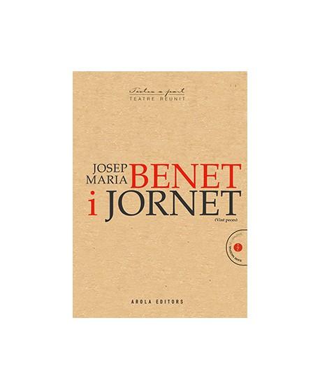 Josep M. Benet i Jornet 1963/2010