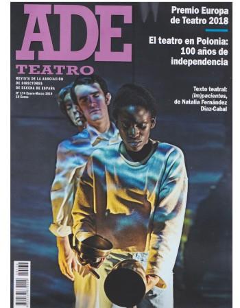 Revista ADE teatro 174...