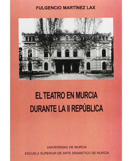 Teatro en Murcia durante la ll República