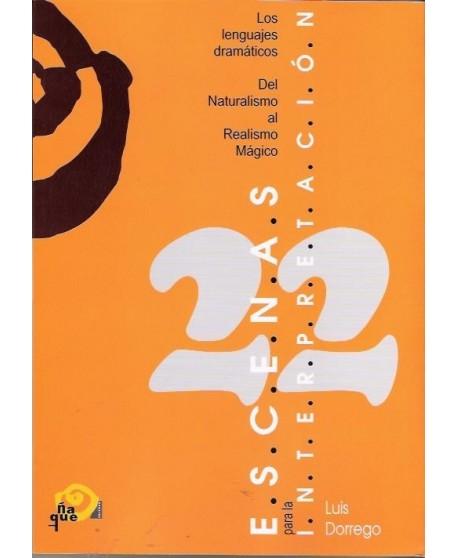 22 escenas para la interpretación