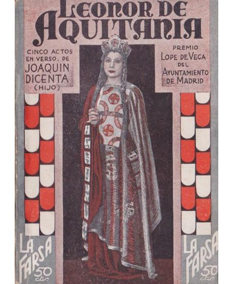 Leonor de Aquitania (sin tapa)