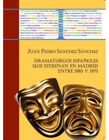 Dramaturgos españoles que...