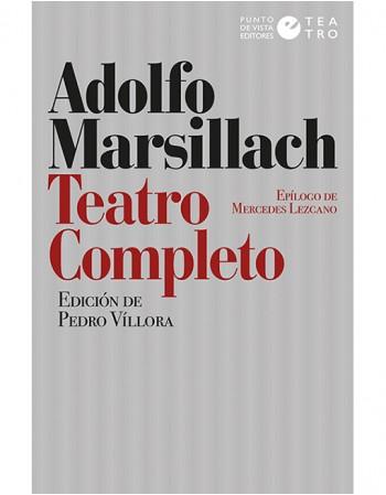 Teatro completo de Adolfo...