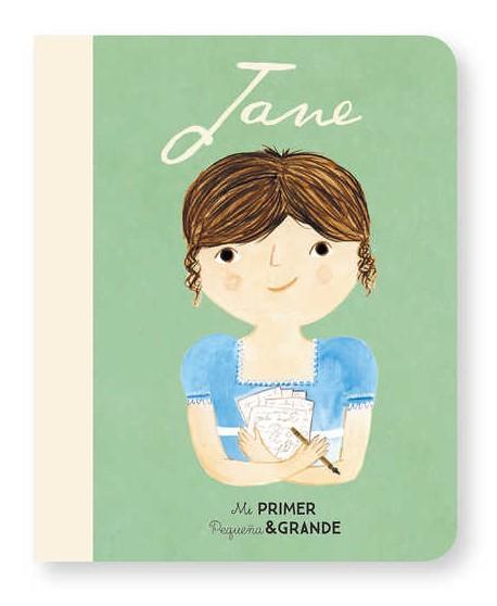 Mi primer Pequeña & GRANDE. Jane Austen
