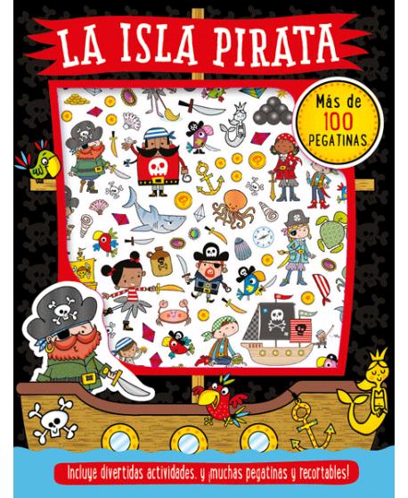 La isla pirata