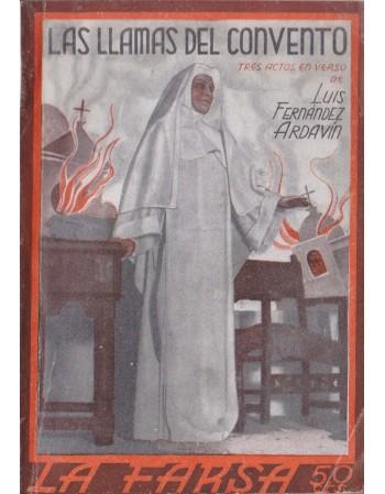 Las llamas del convento