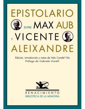 Epistolario entre Max Aub y...