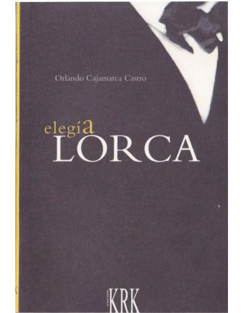 Elegía Lorca