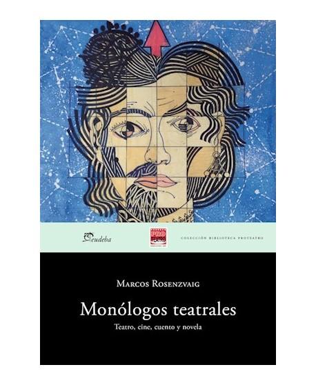 Monólogos teatrales