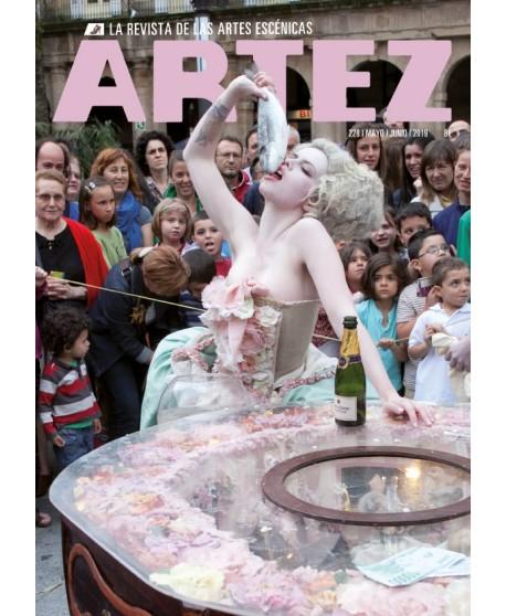 Revista Artez 228 Mayo-Junio 2019