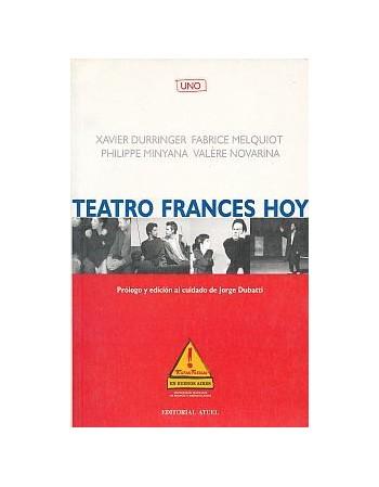 Teatro francés hoy. Uno...