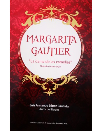 """Margarita Gautier """"La dama..."""