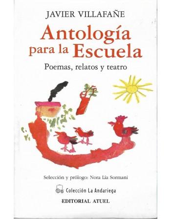 Antología para la escuela....