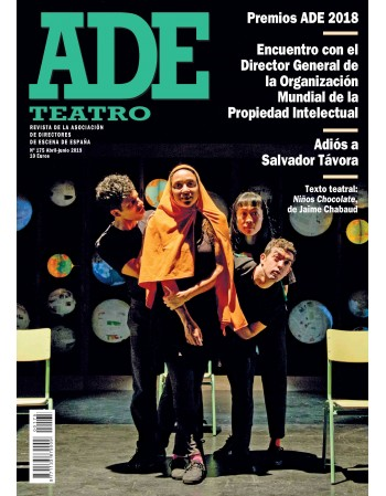 Revista Ade 175. Abril-...