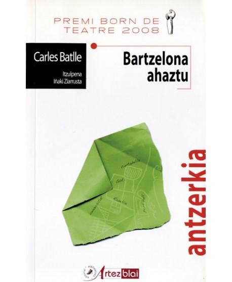 Bartzelona ahaztu
