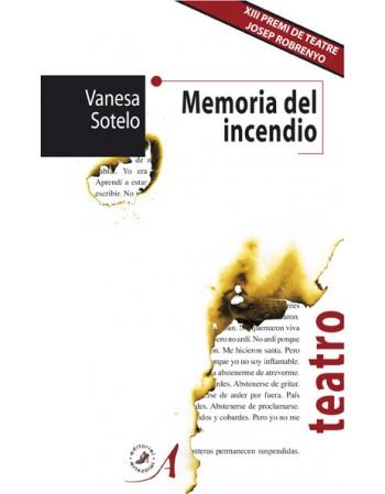 Memoria del incendio