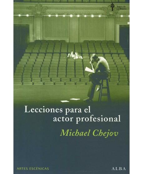 Lecciones para el actor profesional