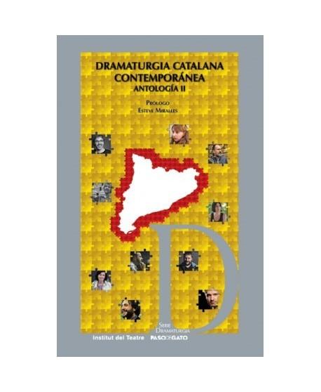 Dramaturgia catalana contemporánea. Antología II