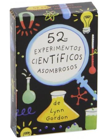Baraja 52 experimentos...