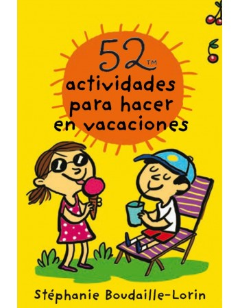 Baraja 52 actividades para...