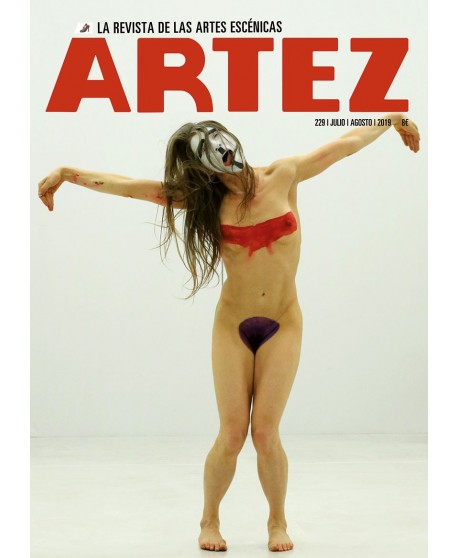 Revista Artez 229 (Julio/ Agosto 2019)