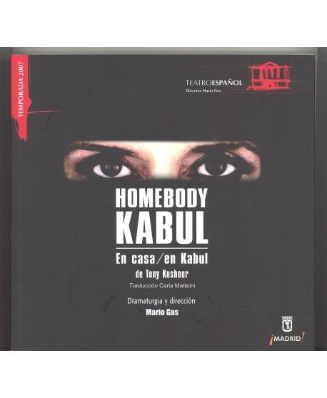 Homebody Kabul. En casa/en Kabul