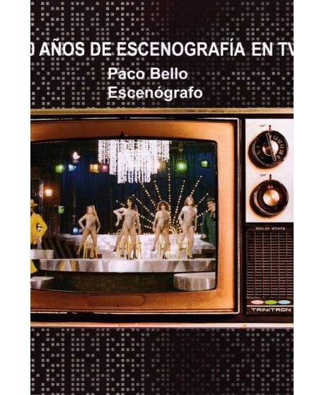 40 años de escenografía en TV
