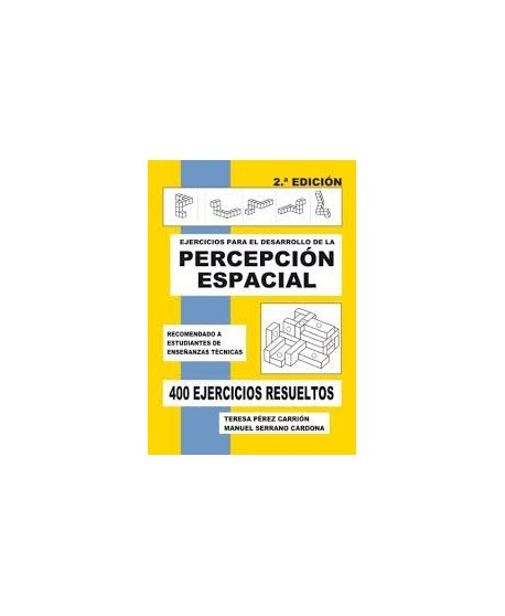 Ejercicios para el desarrollo de la percepción espacial