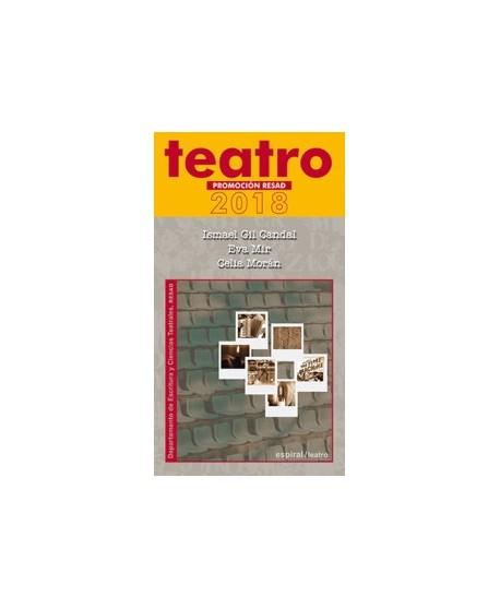 Teatro. Promoción RESAD 2018
