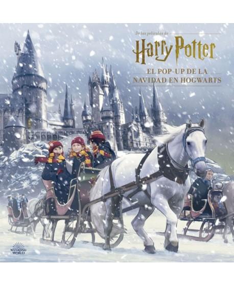 Harry Potter. El pop- up de la navidad en Hogwarts