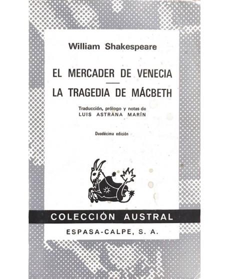 El mercader de Venecia / La tragedia de Macbeth