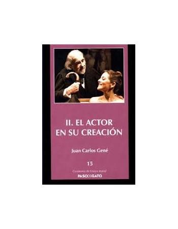 II. El actor en su creación