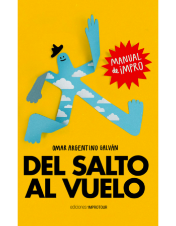 Del salto al vuelo. Manual...