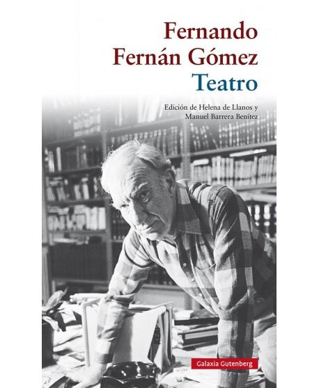 Teatro de Fernando Fernán Gómez