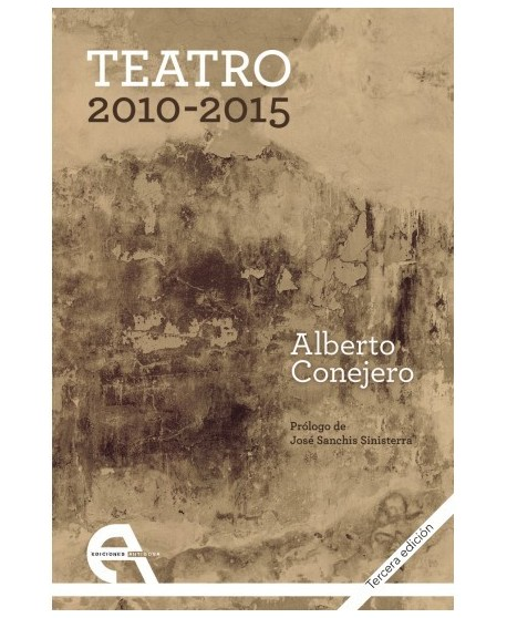 Teatro 2010-2015. Tercera edición
