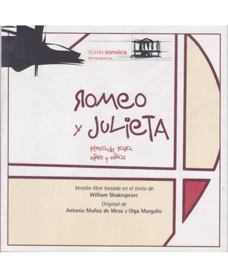 Romeo y Julieta (pensado para niños y niñas)