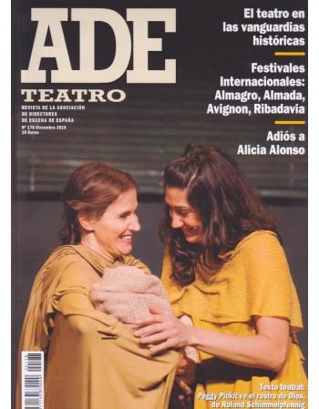 Revista ADE 178. Diciembre...