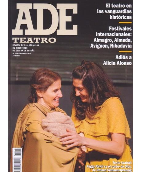 Revista ADE 178. Diciembre 2019. Texto teatral: Peggy Pickit ve el rostro de Dios