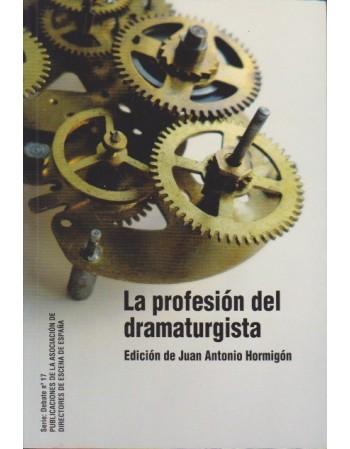 La profesión del dramaturgista