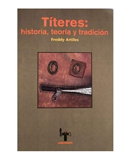 Títeres: historia, teoría y tradición