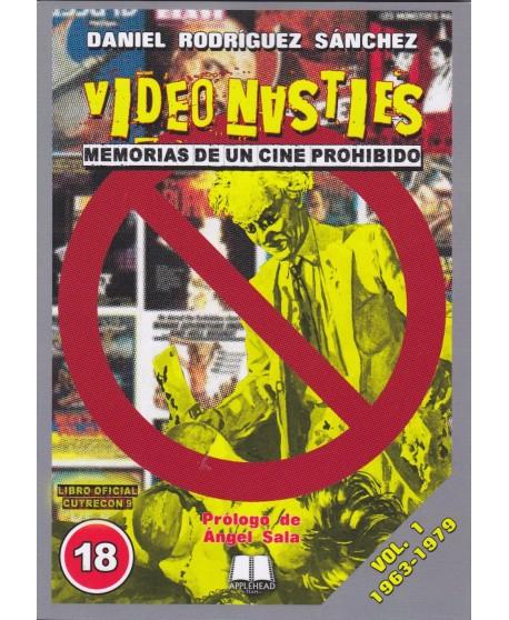 Video Nasties. Memorias de un cine prohibido. Vol l: 1963-1979