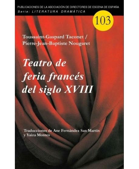 Teatro de feria francés del siglo XVIII