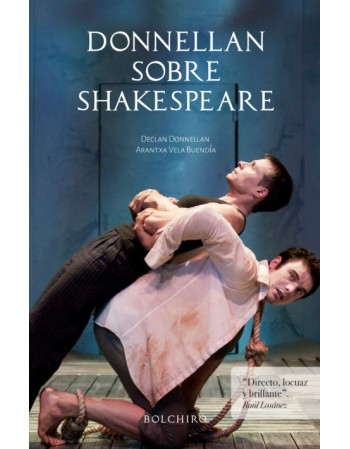 Donnellan sobre Shakespeare