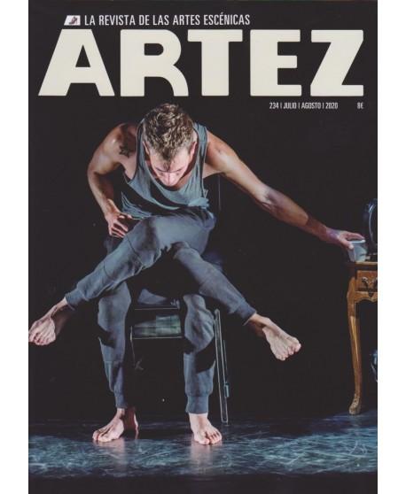 Revista Artez 234 (Julio- Agosto 2020)