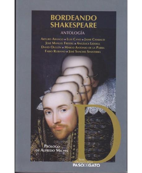 Bordeando Shakespeare. Antología