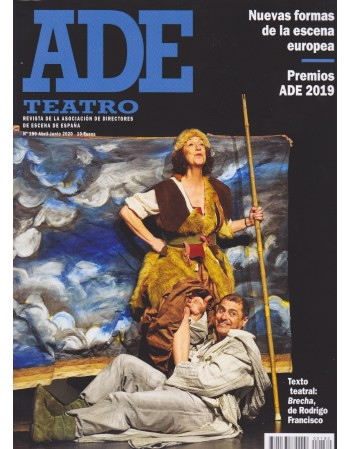 Revista ADE 180. Abril-...