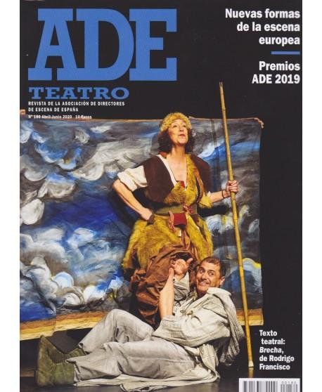Revista ADE 180. Abril- Junio. 2020. Texto teatral: Brecha