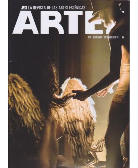 Revista Artez 231 (Noviembre- Diciembre 2019)