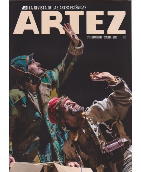 Revista Artez 235 (Septiembre- Octubre 2020)