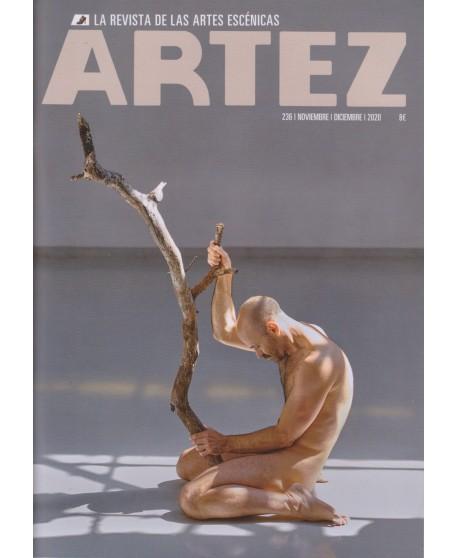Revista Artez 236 (Noviembre- Diciembre 2020)